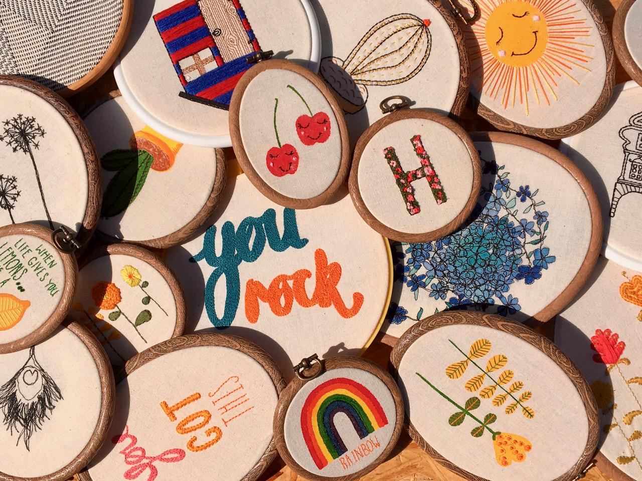Hannah Heys Embroidery